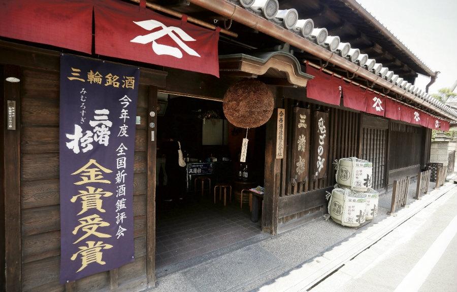 故国一梦到奈良 — 当地5大老铺精品礼物
