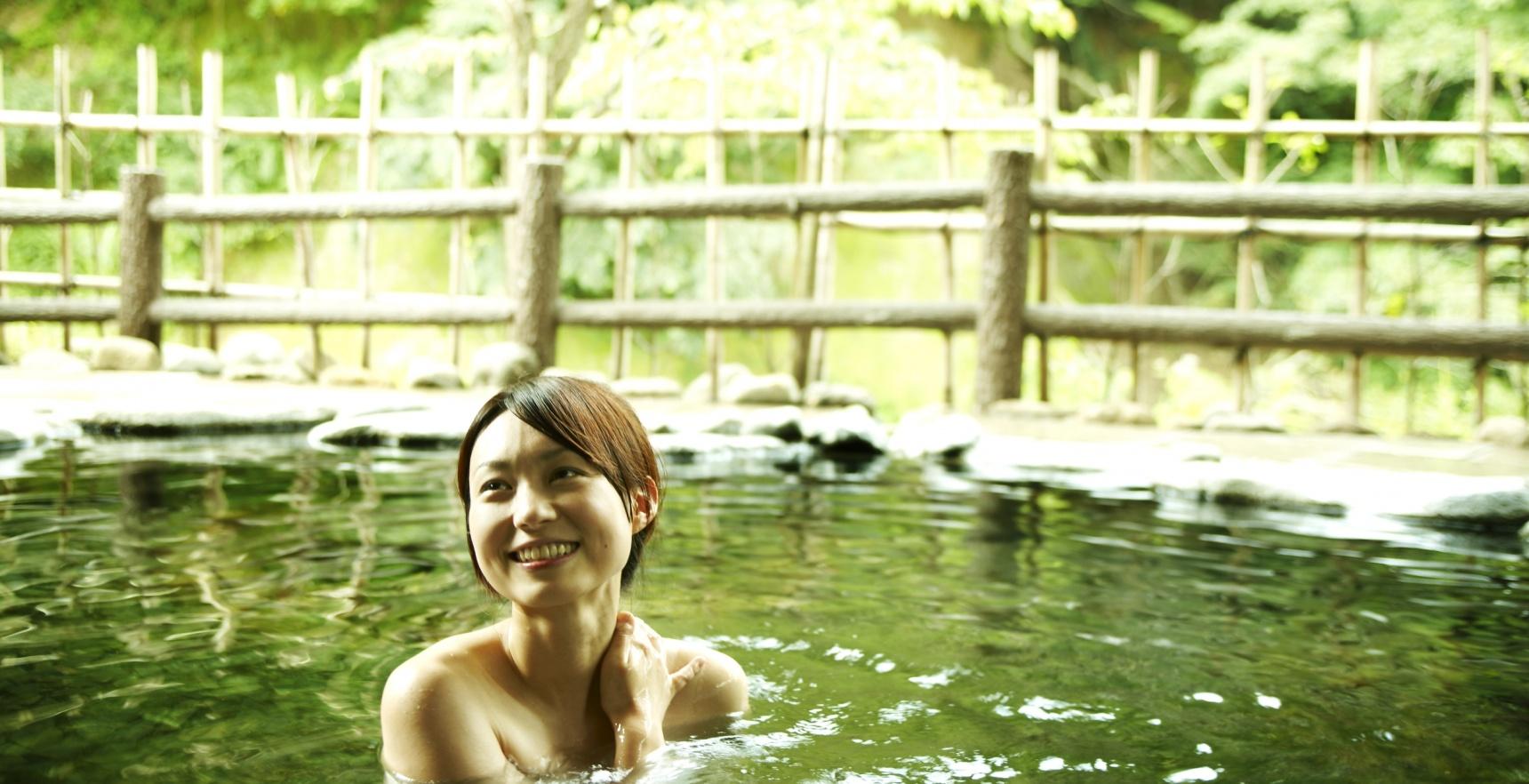 你可知道功效温泉浴?