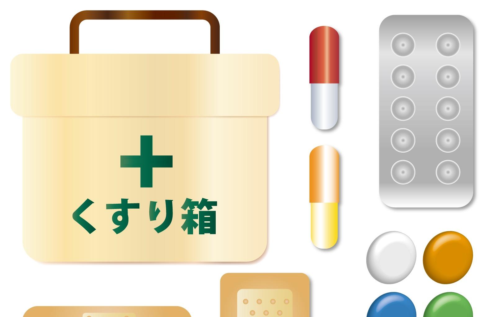 """去日本都买哪些""""神药""""?日本家庭药箱中的8款常备药"""