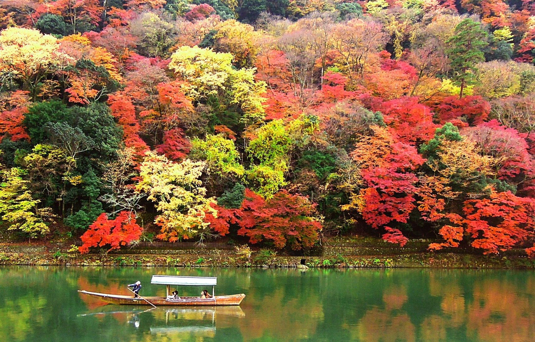 京都必看15处红叶美景