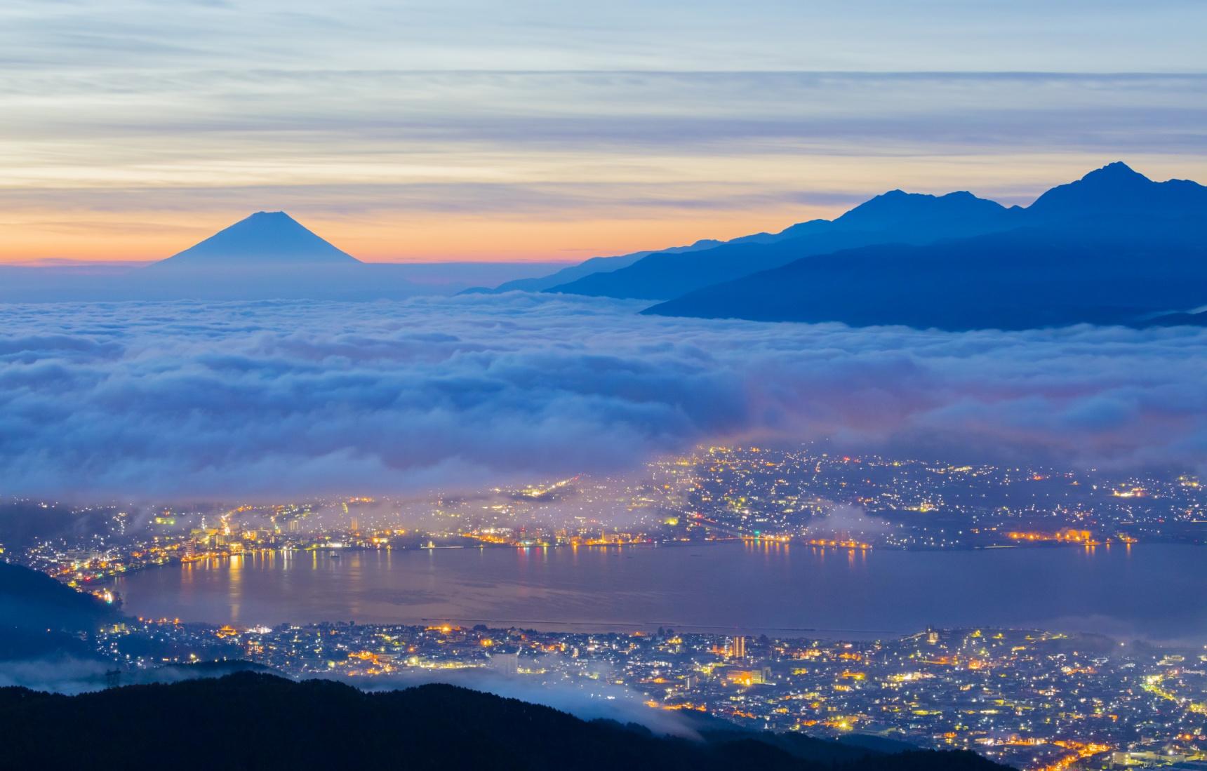 Amazing!20段日本最美夜景的延时摄影视频大合辑