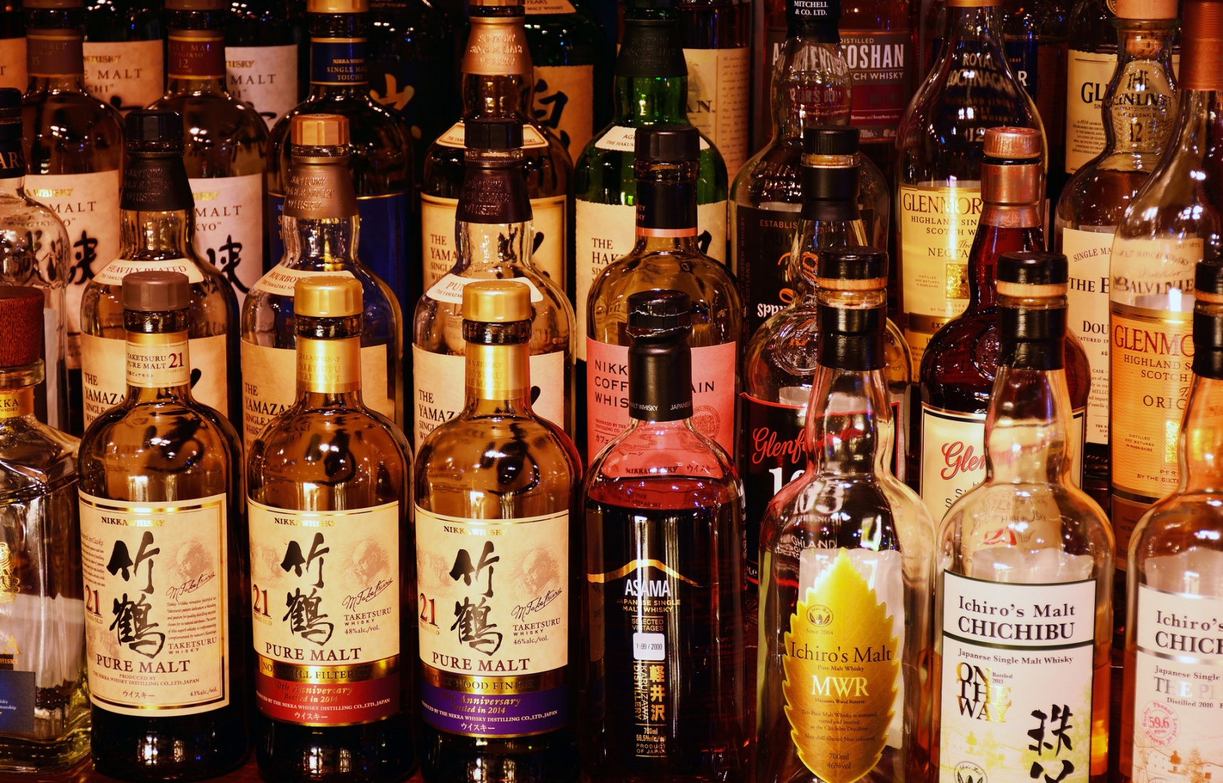 如果这些酒都端上桌,你真的会喝吗?13种日本酒饮用指南