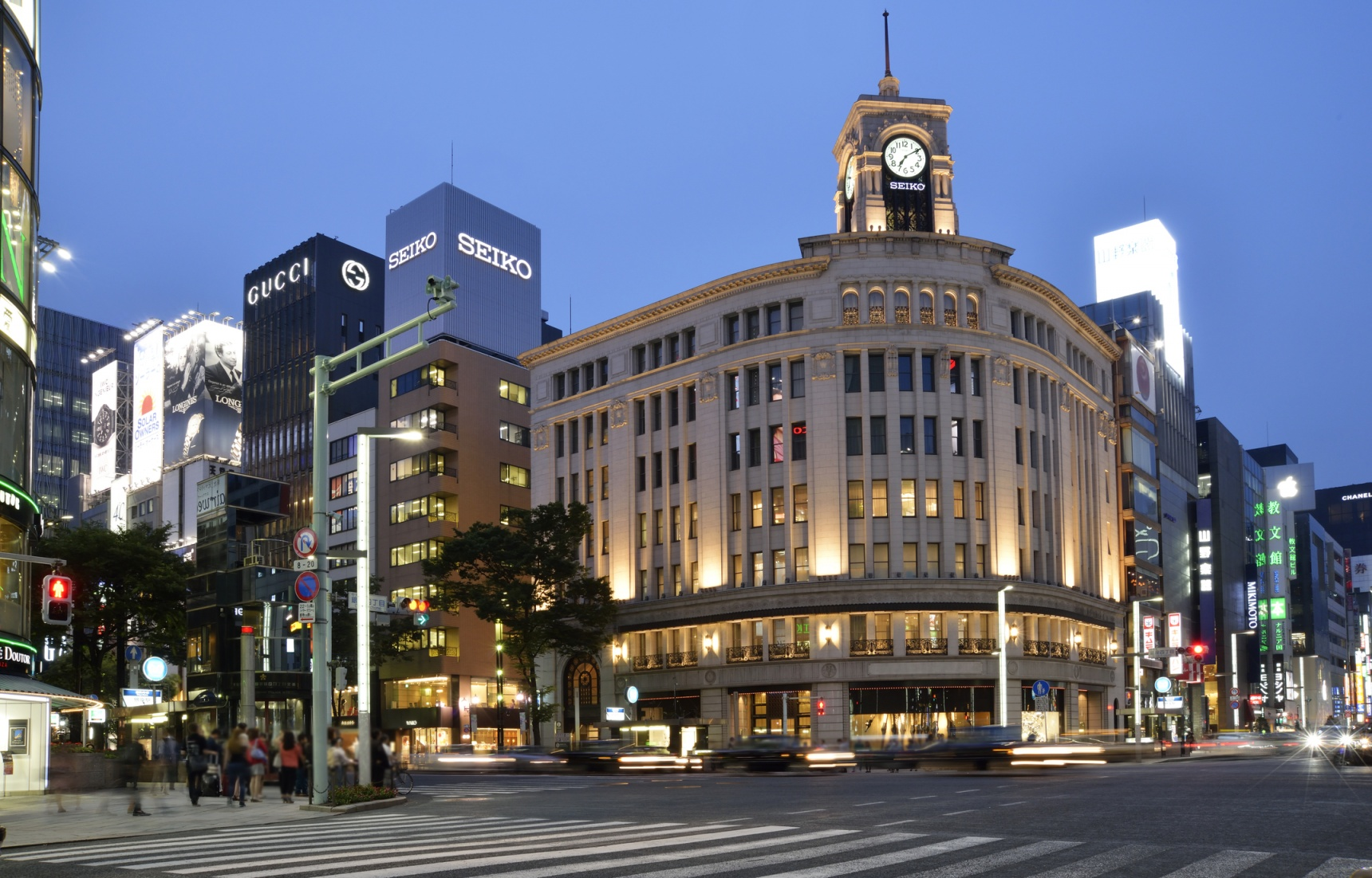 5家在日本人气长盛不衰的百货店老铺