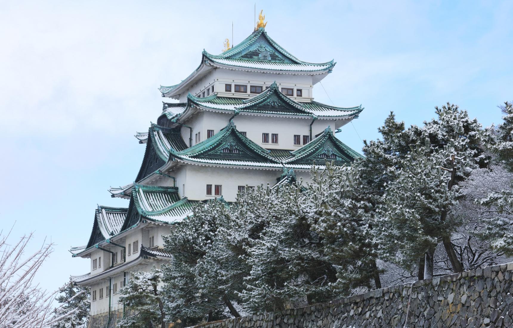 智游人 | 名古屋周边乐不停,一场令心情一秒钟放晴的短旅行