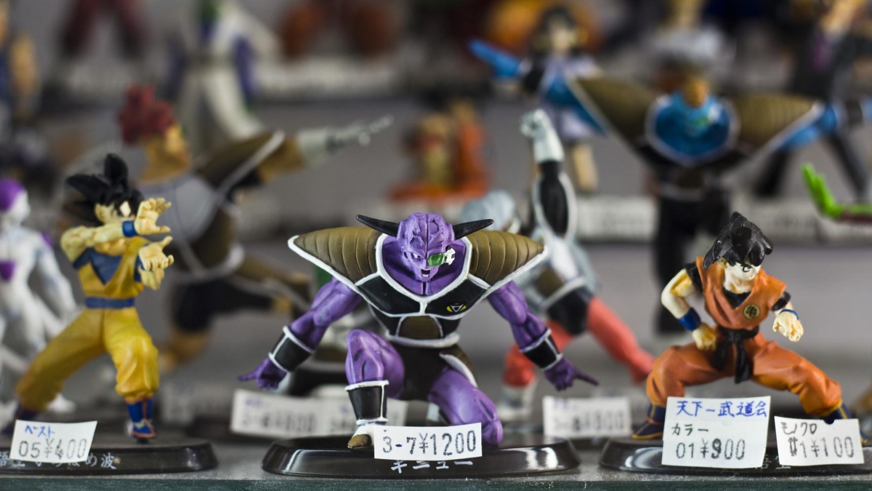 致那些无可救药的收集癖患者,遍寻日本7个最能淘到好玩具的地方