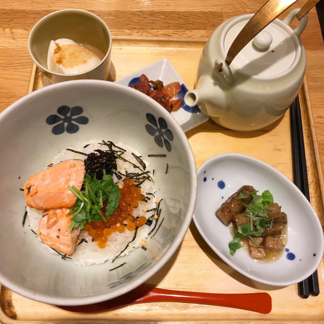 ■ 日本速食料理茶泡饭 — 茶泡饭Ke-en