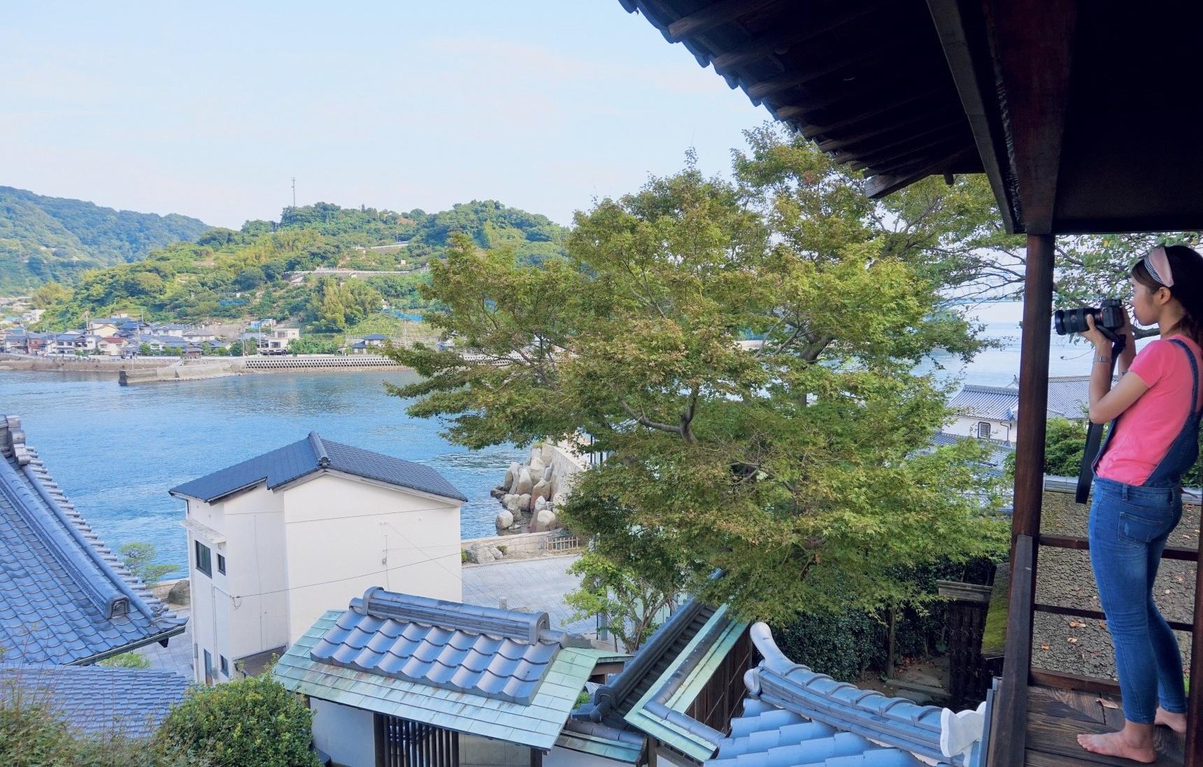 日本广岛:到吴市「松涛园」寻朝鲜使节团足迹,登「白雪楼」体验日版醉翁亭记!