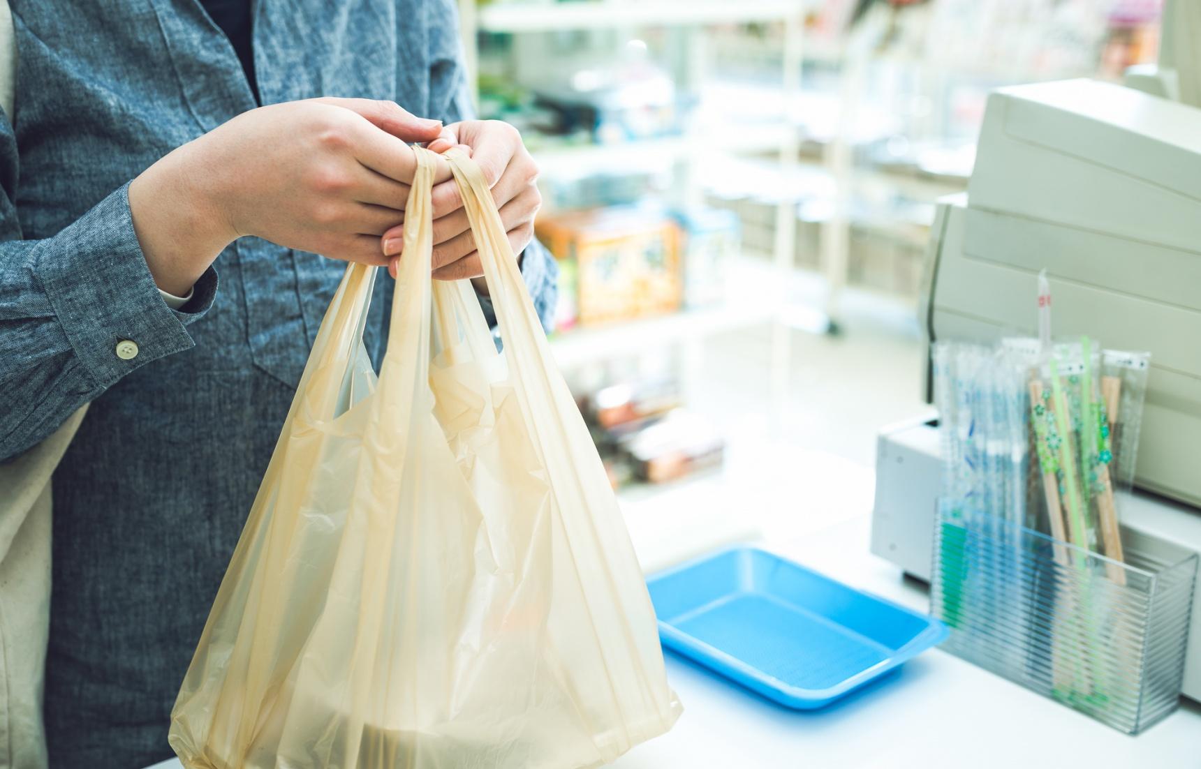 """日本""""限塑令""""来啦!2020年7月起,来日本旅游请多用环保袋吧!"""