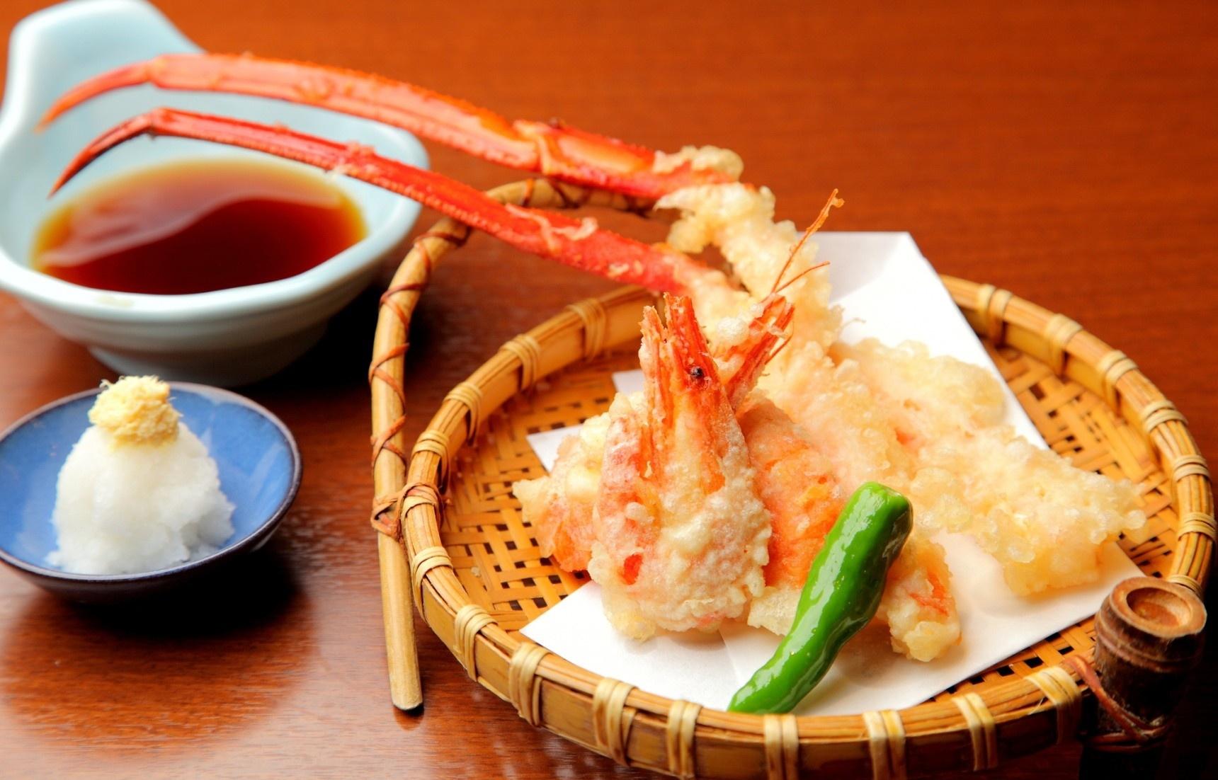 日本美食:万物皆可天妇罗!在家就能做出地道日料,还不快来试试