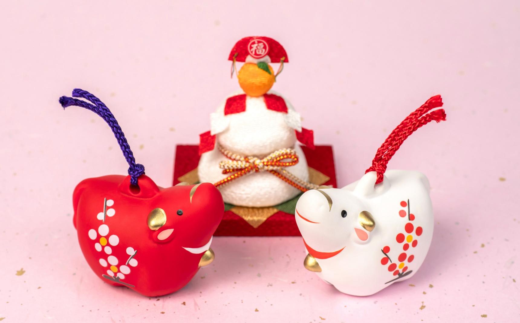 """日本文化:只要新年吃一口,""""神之祝福""""就到手!镜饼,到底是个什么饼?"""