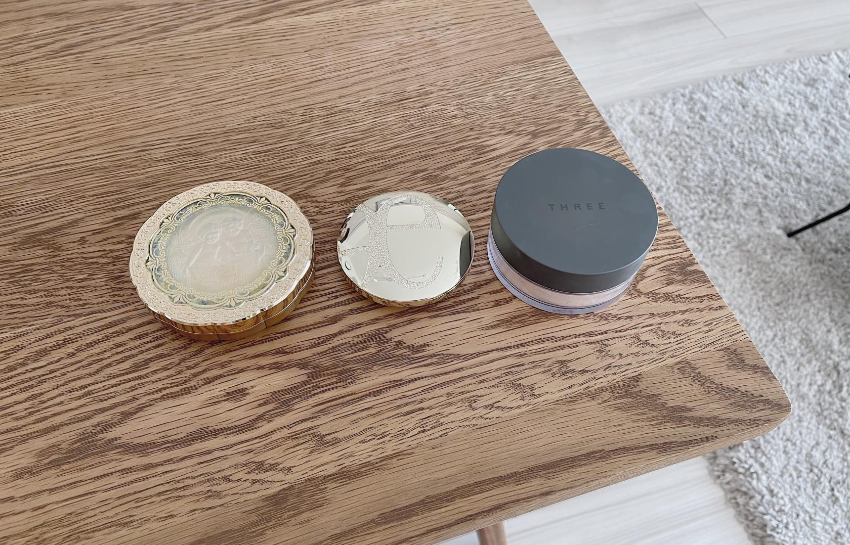 日本美妆测评|3款人气蜜粉饼&蜜粉大揭秘!用对了就是自带滤镜效果